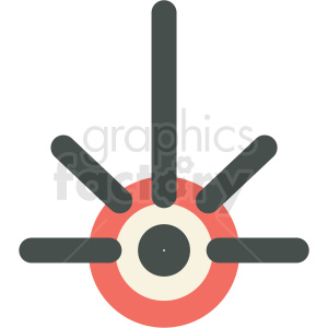 laser cnc manufacturing icon clipart. Commercial use image # 406271