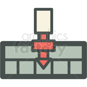cnc manufacturing icon clipart. Commercial use image # 406282