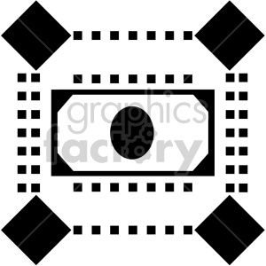 rfid chip fintech vector icons clipart. Royalty-free image # 407083