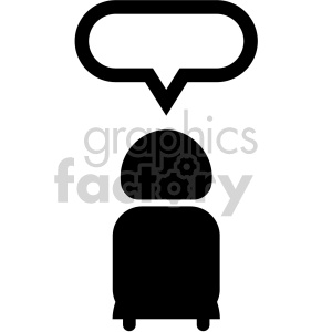 robo advisers fintech vector icons clipart. Commercial use image # 407087