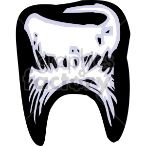 tooth clipart. Commercial use image # 149475