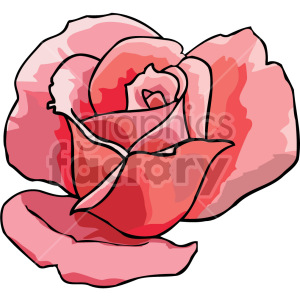rose clipart. Commercial use image # 151145