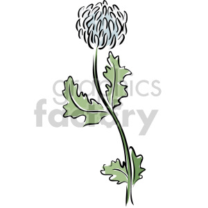 flower clipart. Commercial use image # 151157