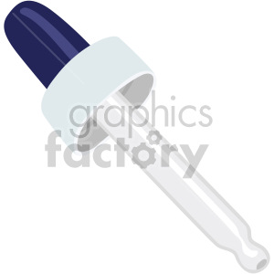 medication dropper no background clipart. Royalty-free image # 408193