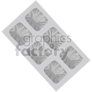 medication package no background clipart. Commercial use image # 408207