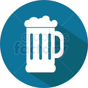 glass of beer design clipart. Royalty-free image # 408467