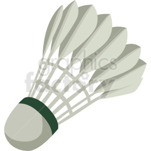 badminton shuttlecock vector clipart clipart. Royalty-free icon # 409546