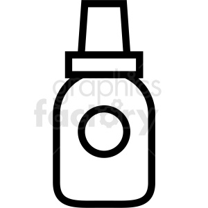 vape device vector icon clipart clipart. Royalty-free image # 409576
