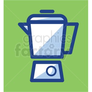 mixer vector icons clipart. Royalty-free image # 409720