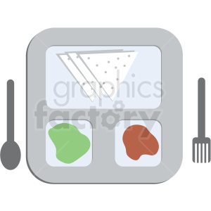 game food tray clipart icon clipart. Royalty-free image # 409851