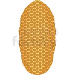 large beehive vector clipart no background