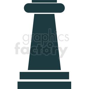 greek column vector design clipart. Commercial use icon # 410429