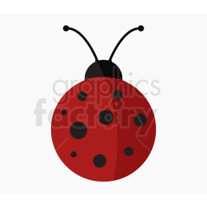 ladybug clipart clipart. Commercial use image # 410475