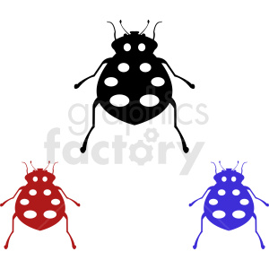 vector stink bug clipart set clipart. Royalty-free image # 410482