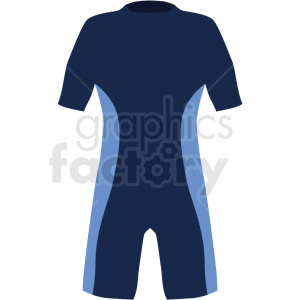 scuba short suit vector clipart clipart. Commercial use image # 410575