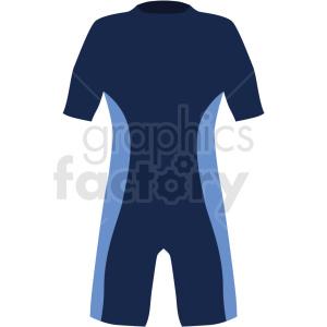 scuba short suit vector clipart clipart. Royalty-free image # 410575