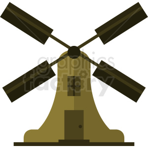 windmill vector clipart clipart. Royalty-free image # 410726