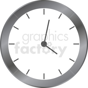 clock clipart design clipart. Royalty-free image # 410841