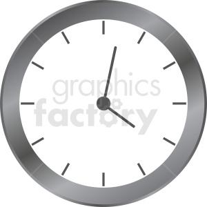 clock clipart design