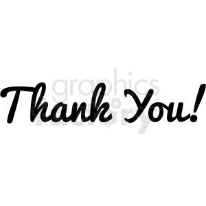 thank you word vector clipart clipart. Royalty-free image # 411163