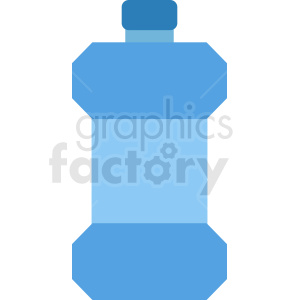 mouthwash cartoon clipart clipart. Commercial use image # 411946