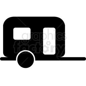 small camper clipart clipart. Royalty-free image # 412043