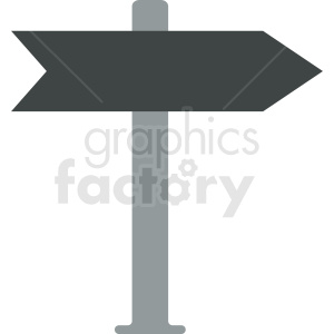 path sign clipart clipart. Commercial use image # 412075