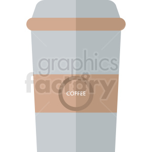 coffee travel cup clipart clipart. Commercial use image # 412237