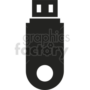 usb drive vector graphic clipart 4 clipart. Commercial use icon # 413711