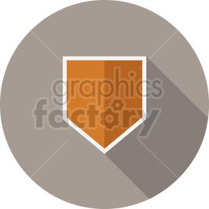shield vector icon graphic clipart 2