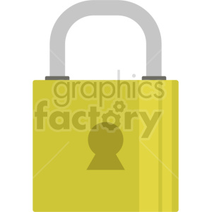 lock vector icon graphic clipart no background clipart. Commercial use image # 413872