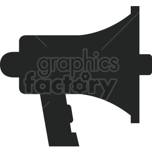 megaphone vector icon graphic clipart 23