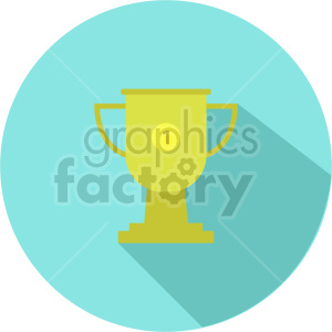 trophy vector icon graphic clipart 3 clipart. Commercial use image # 413936