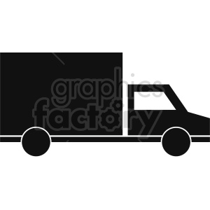 truck vector icon graphic clipart 3 clipart. Commercial use image # 413941