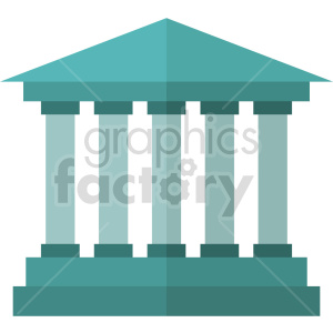 isometric university vector icon clipart 5 clipart. Commercial use image # 414031