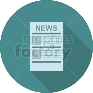 isometric newspaper vector icon clipart 2 clipart. Commercial use image # 414342