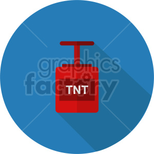 isometric tnt vector icon clipart 1 clipart. Commercial use image # 414397