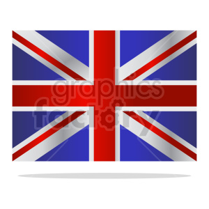 Great Britain flag vector clipart 02 clipart. Commercial use image # 415329