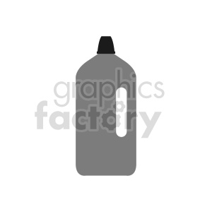 laundry detergent container vector clipart clipart. Commercial use image # 415574