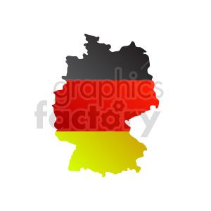 germany flag vector design