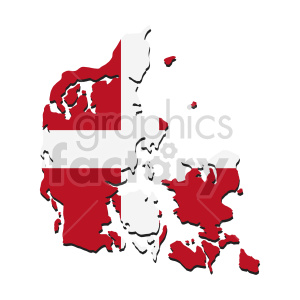 denmark vector graphic design clipart. Commercial use image # 416074