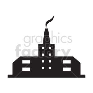 factory vector image clipart. Commercial use image # 416492