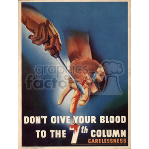 war posters world II   MPW00179 Clip Art Old War Posters