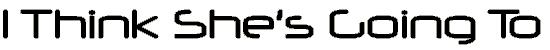 neuropol font. Royalty-free font # 174643