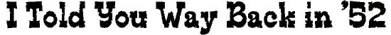 edmundis font. Royalty-free font # 174788