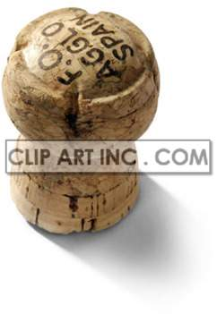 cork champagne top festivity celebration  Photos Objects