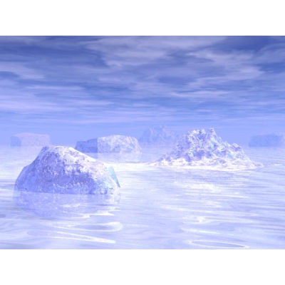 ice covered land clipart. Commercial use image # 178321