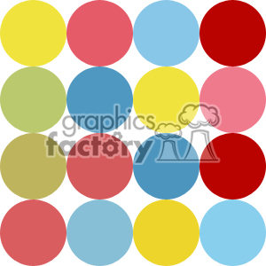 dot tiled background clipart. Royalty-free image # 371333