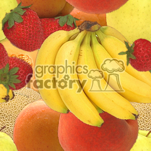 fruit background clipart. Royalty-free image # 371343