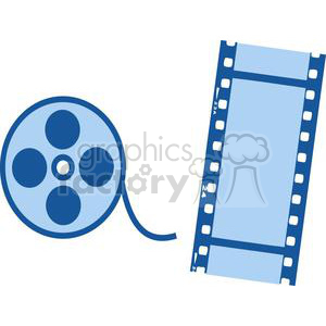 2790-Film-Real clipart. Royalty-free image # 380431